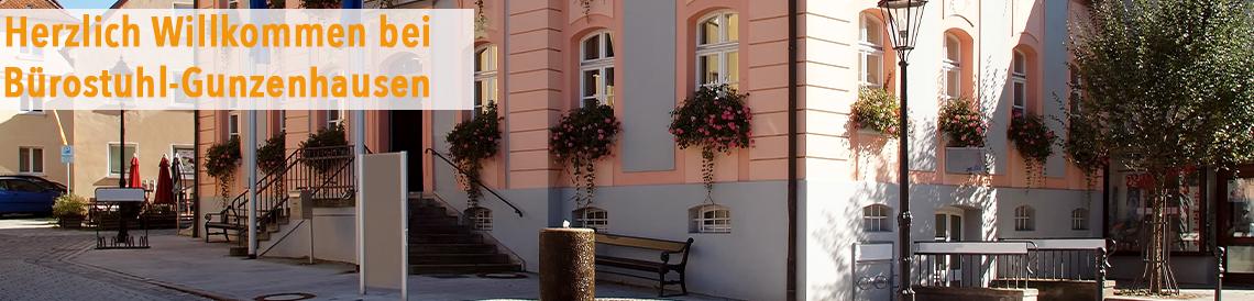 Bürostuhl-Gunzenhausen - zu unseren Bürostühlen